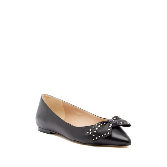 702ea1854e1b1e Sam Edelman Shoes - ⚠️Sam Edelman Raisa Studded Black Flats